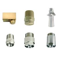 PNR heat treatment [metals industry] / PNR trattamenti termici [industria metallurgica] [ugelli spruzzatori]