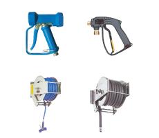 PNR wash guns and hose [accessories] PNR pistole e tubi [accessori] [ugelli spruzzatori]